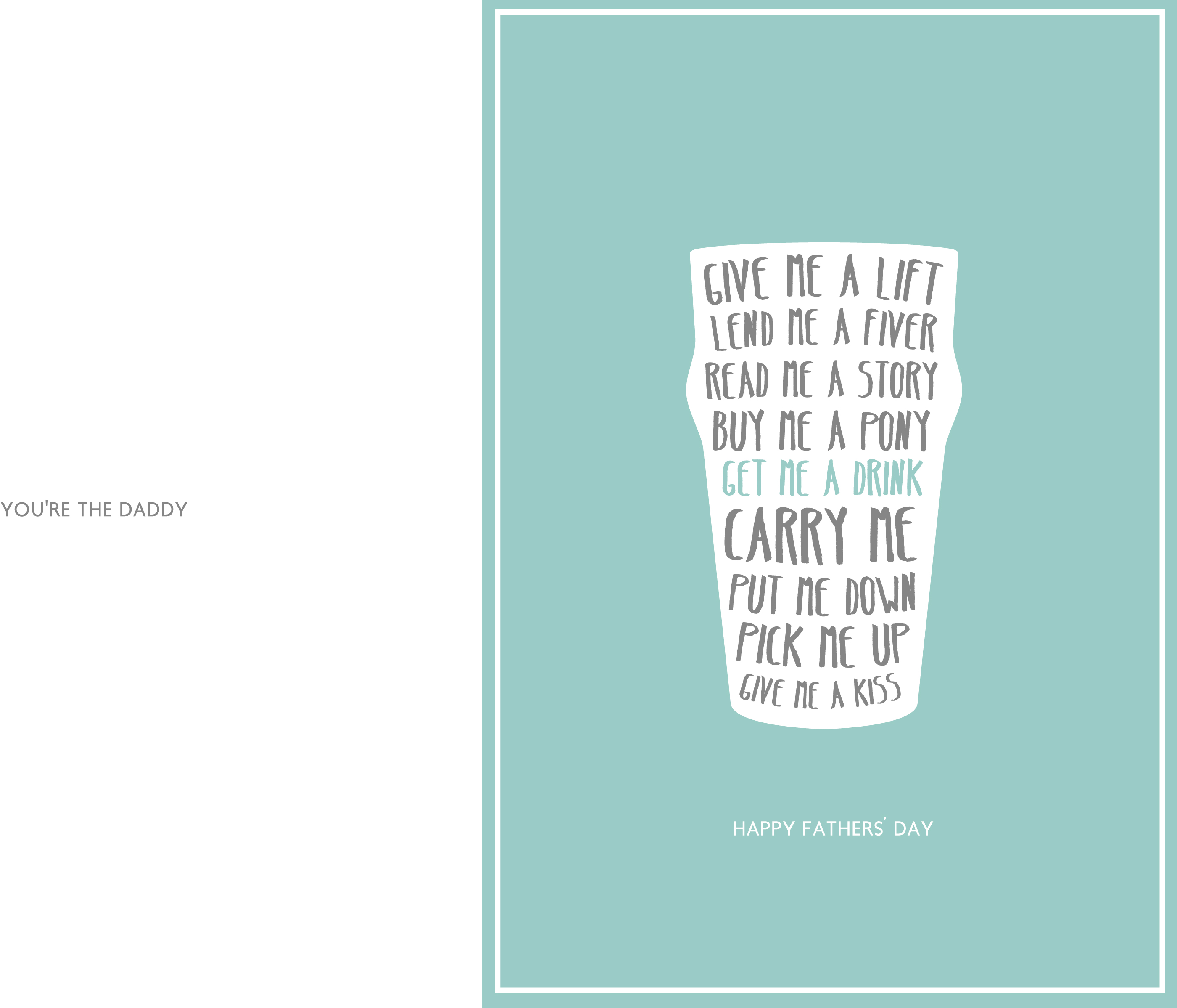 24 Free Printable Father S Day Cards
