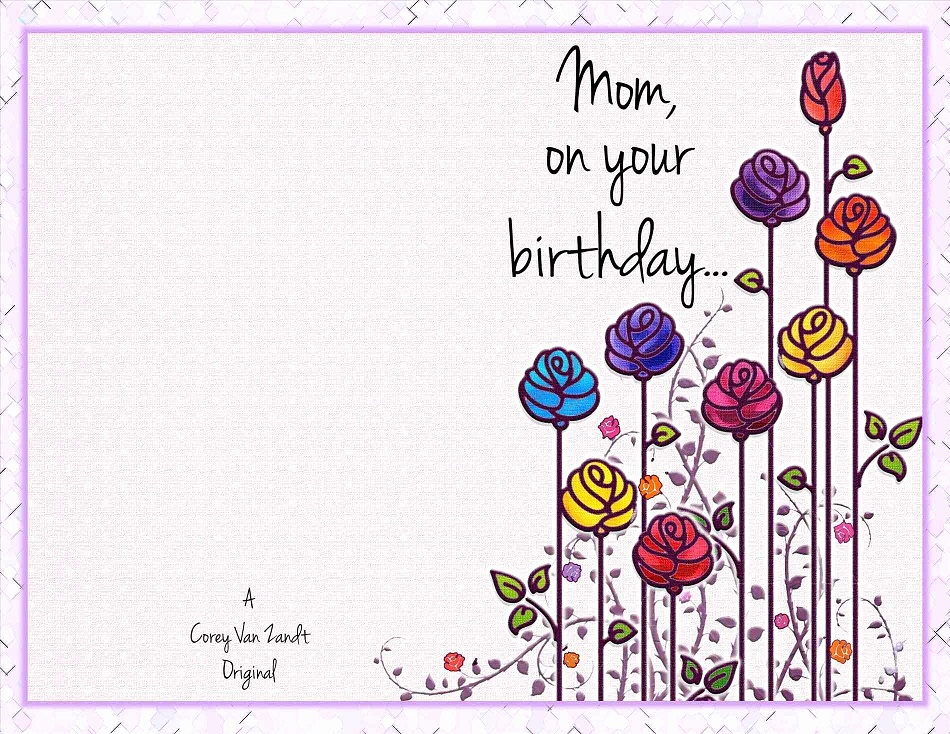 38 Beautiful Birthday Cards For Mom Kittybabylove Com