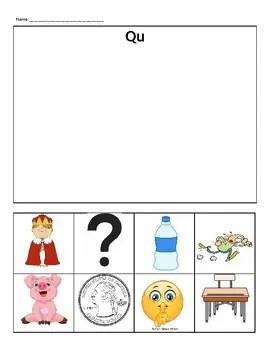 80 Fun Phonics Worksheets | KittyBabyLove.com