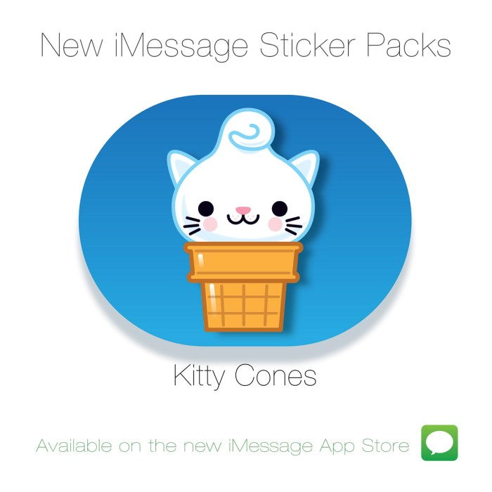 New iMessage Sticker Packs