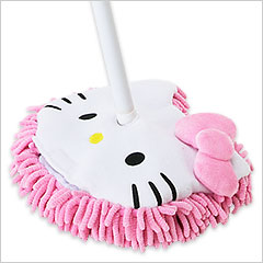 Hello Kitty dry mop