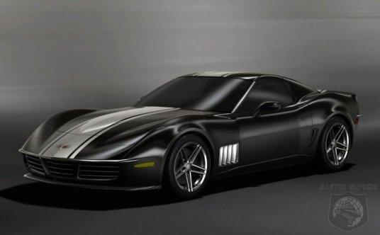 Stingray Corvette Concept 2011
