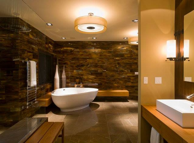 Underground Master Bathroom 2