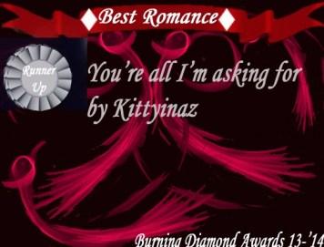 Best Romance Runner Up