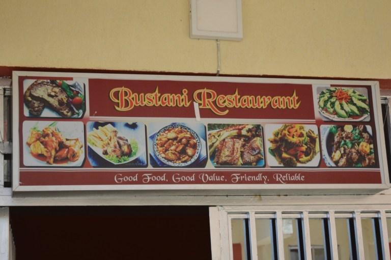 Kitui Premier Resort Bustani Restaurant