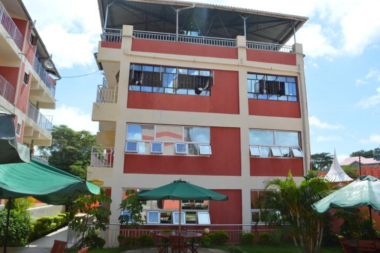 Kitui Premier Resort Side View
