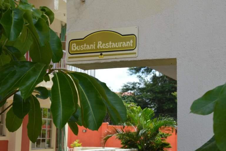 Bustani Restaurant Kitui Premier Resort