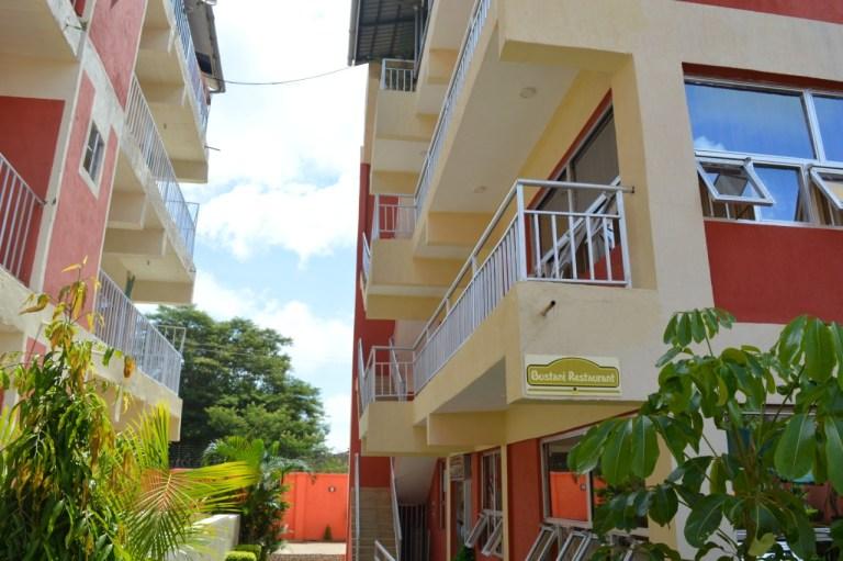 Kitui Premier Resort Rooms Balcony