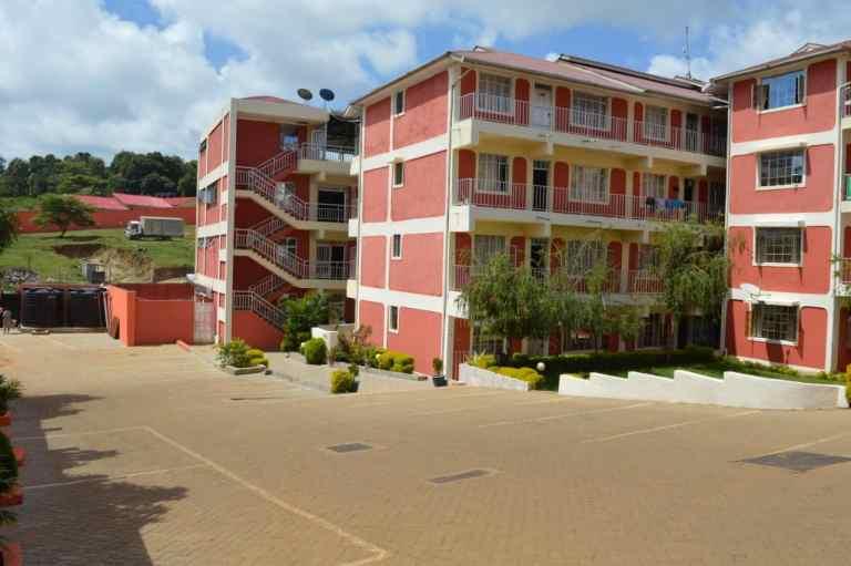 Kitui Premier Resort Front