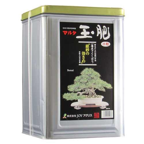 tamaki concime Giappone organico per bonsai