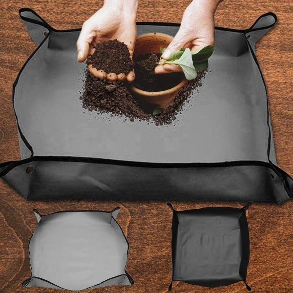 tappeto lavabile e riutilizzabile per il rinvaso dei bonsai