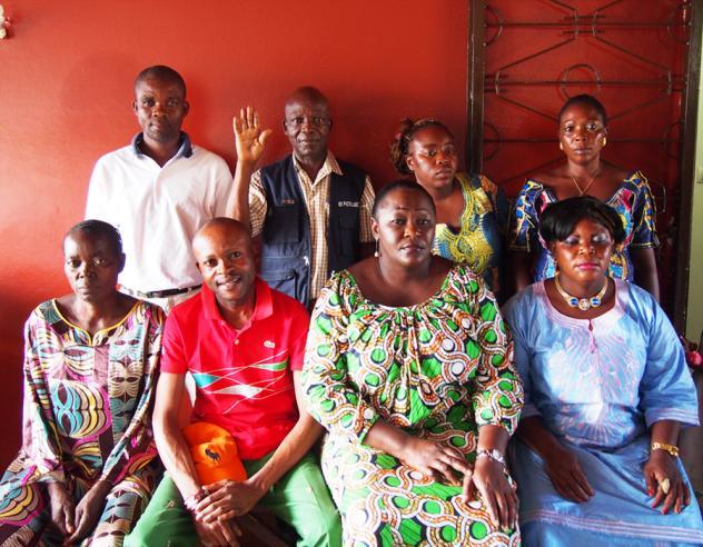 Les Disciples (2) Group