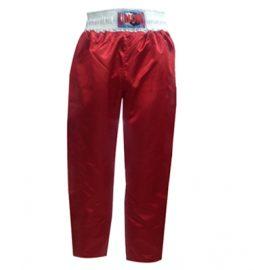 Kick Boks Federasyonu Onaylı Maç Pantolonu