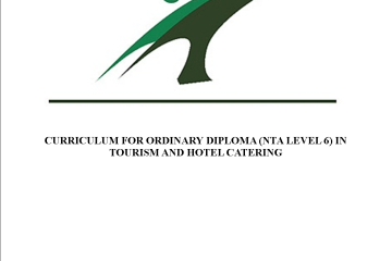 Cover page of curricula demo