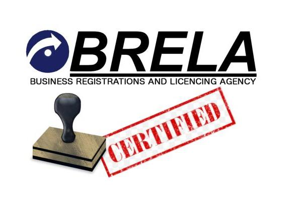 Brela-Registration-Certification