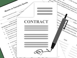 Contract Mkataba