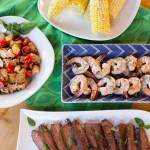 Summer BBQ Surf-and-Turf Menu