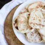 Pocketless Pita Bread