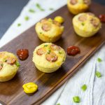 Dudes' Food Corn Dog Muffins