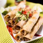 Sweet Pork Taquitos