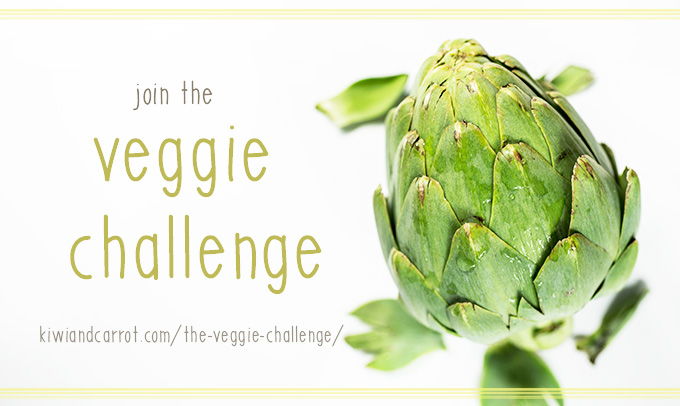 Join the Veggie Challenge