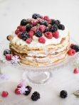 Step-by-Step Breakfast Crepe Cake