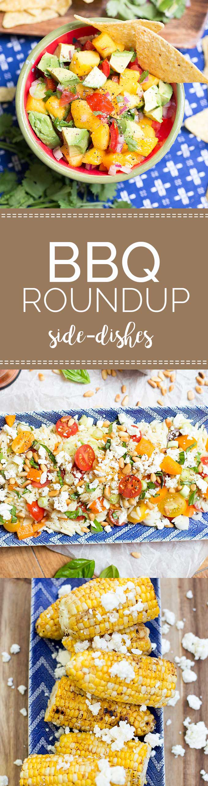BBQ Sides Roundup: Five of our most-requested sides, like BLT Slaw, Chili and Lime-Grilled Corn and Nectarine Salad, guaranteed to make any BBQ sensational!