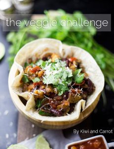 The Veggie Challenge E-book