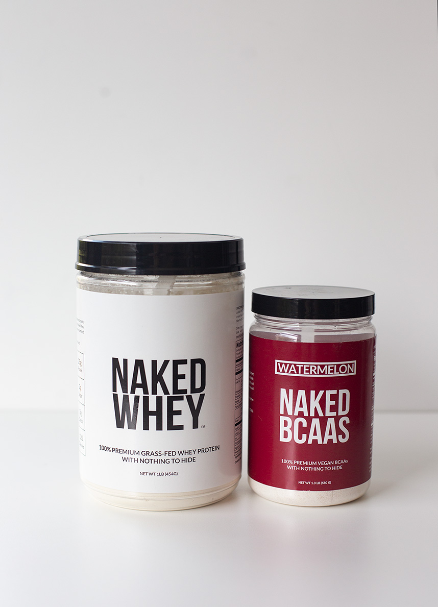 The naked whey