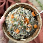 Freezer Meal Chicken Wild Rice Soup