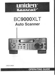 Scanner user manuals..Need one?