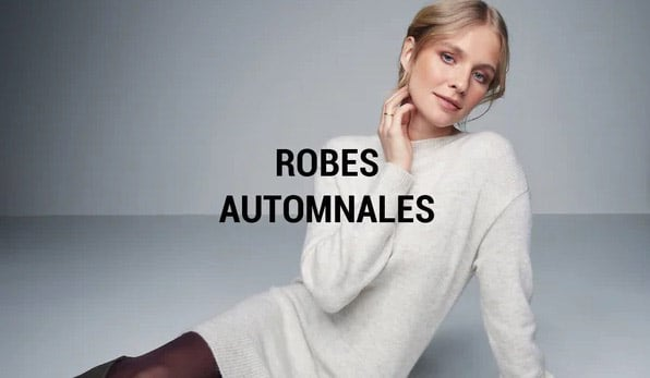 Robes automnales
