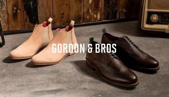 Gordon and bros