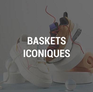 Basket iconiques