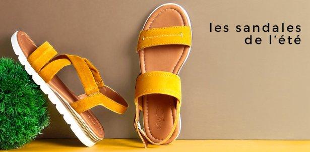 Les sandales de lete