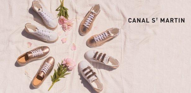Canal saint martin chaussures
