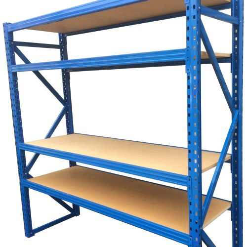 MDF Board Shelving