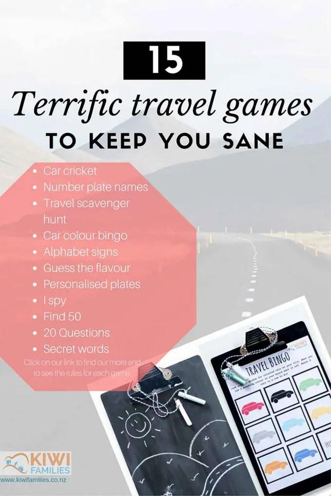 15 terrific travel games to keep you sane