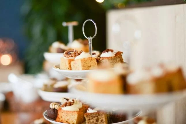 how to make a high tea party