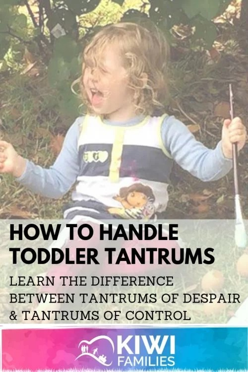 How to handle toddler tantrums-Pin1