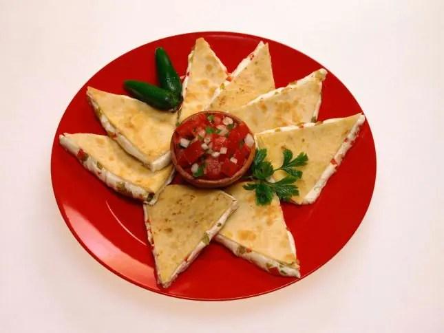Tantalising Ideas for Leftover Turkey-Quesadillas
