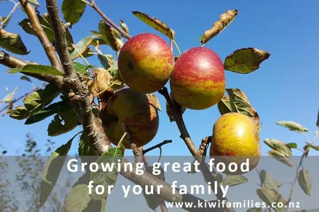 Growing great food