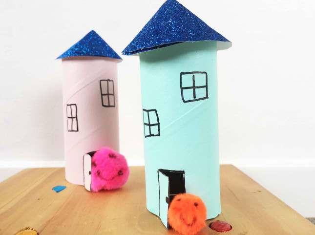 toilet-roll-houses