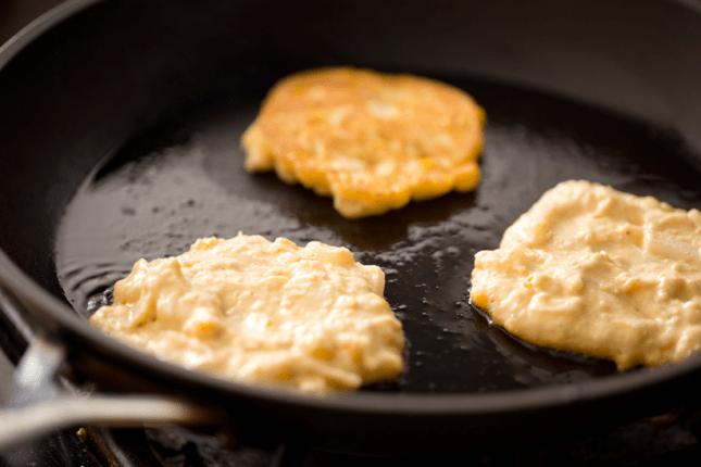 Easy corn fritters-Kiwi Families