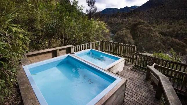 Mangatutu Hot Springs
