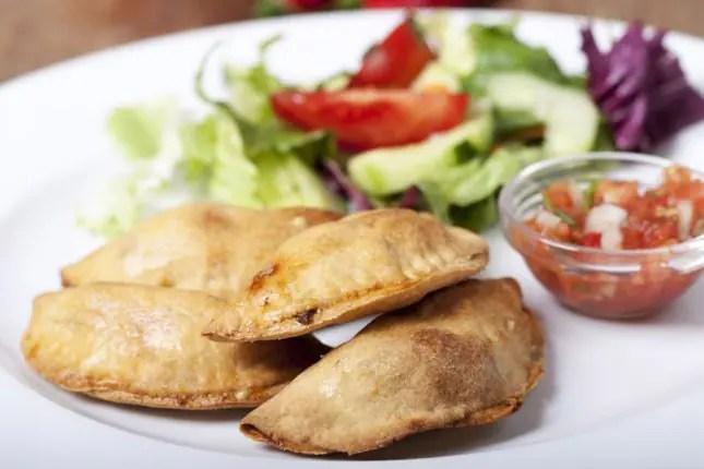 Vegetarian Empanada