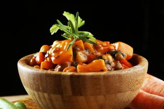 Quick Lentil Curry Recipe