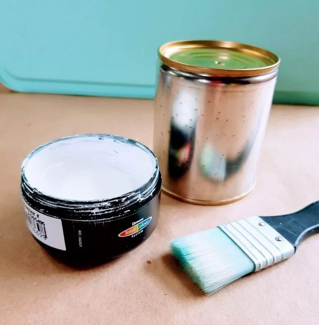ghost resene paint