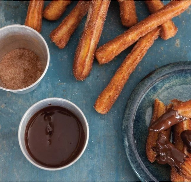Churros:Mexican Doughnuts