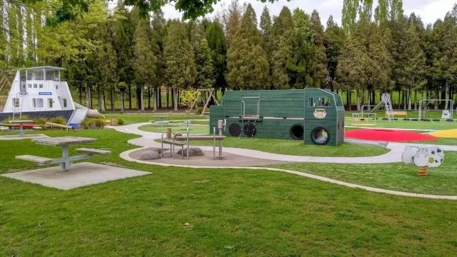 Jim Barker Memorial Playground